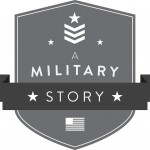 A Military Story Logo_2_Grey