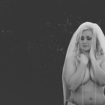 Bridal Outdoor Boudoir Southern Pines, Tamtopia Photography